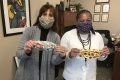 JORDAN HEALTH RECEIVES 200 MASKS FROM THE OPERATION SEWING SQUAD